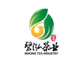 碧泓茶业公司标志